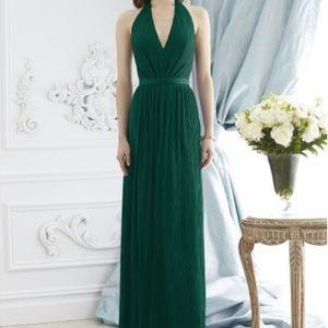Dessy Bridesmaids dress, long gown